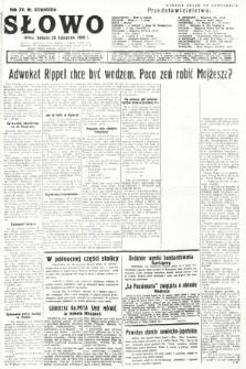 Słowo. 1936, nr327
