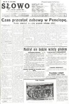 Słowo. 1936, nr330