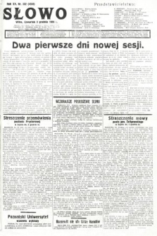 Słowo. 1936, nr332