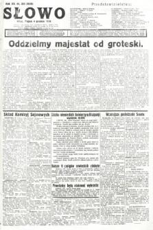 Słowo. 1936, nr333