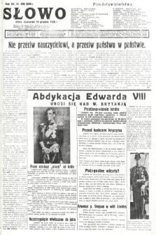 Słowo. 1936, nr339