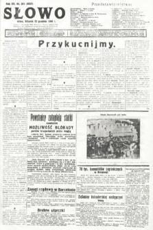 Słowo. 1936, nr351
