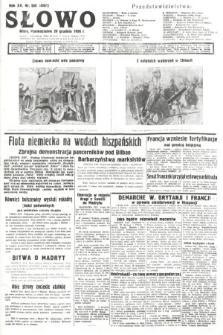 Słowo. 1936, nr355