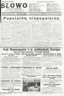 Słowo. 1936, nr357