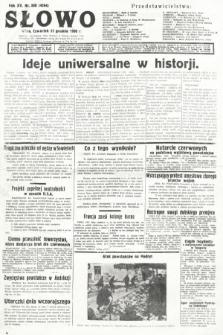 Słowo. 1936, nr358
