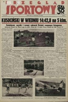 Przegląd Sportowy. 1931, nr84