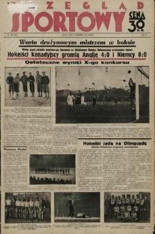 Przegląd Sportowy. 1931, nr100