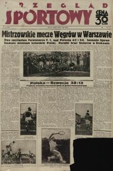 Przegląd Sportowy. 1930, nr53