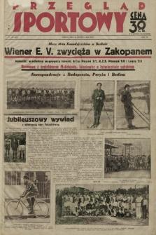 Przegląd Sportowy. 1932, nr105