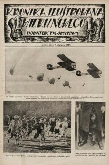 Kronika Ilustrowana Wieku Nowego : dodatek tygodniowy. 1927, [do nru7836]