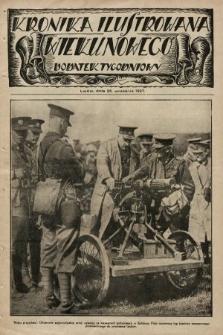 Kronika Ilustrowana Wieku Nowego : dodatek tygodniowy. 1927, [do nru7877]