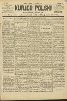 Kurjer Polski. 1892, nr314