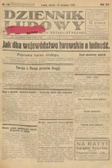 Dziennik Ludowy : organ Polskiej Partji Socjalistycznej. 1925, nr220