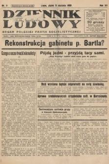 Dziennik Ludowy : organ Polskiej Partji Socjalistycznej. 1929, nr8