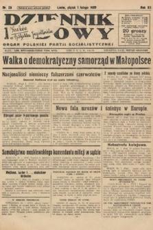 Dziennik Ludowy : organ Polskiej Partji Socjalistycznej. 1929, nr26