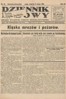 Dziennik Ludowy : organ Polskiej Partji Socjalistycznej. 1929, nr36