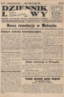 Dziennik Ludowy : organ Polskiej Partji Socjalistycznej. 1929, nr53