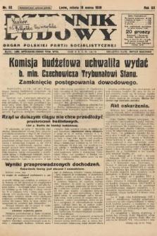 Dziennik Ludowy : organ Polskiej Partji Socjalistycznej. 1929, nr62