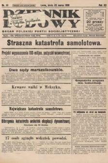 Dziennik Ludowy : organ Polskiej Partji Socjalistycznej. 1929, nr65