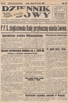 Dziennik Ludowy : organ Polskiej Partji Socjalistycznej. 1929, nr68