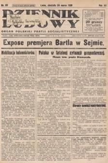 Dziennik Ludowy : organ Polskiej Partji Socjalistycznej. 1929, nr69