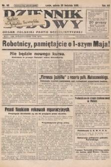 Dziennik Ludowy : organ Polskiej Partji Socjalistycznej. 1929, nr90