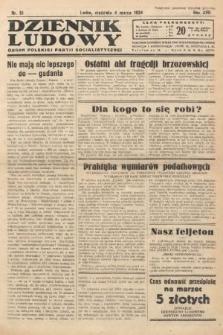 Dziennik Ludowy : organ Polskiej Partji Socjalistycznej. 1934, nr51
