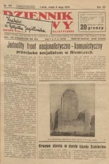 Dziennik Ludowy : organ Polskiej Partji Socjalistycznej. 1929, nr103