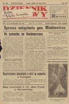 Dziennik Ludowy : organ Polskiej Partji Socjalistycznej. 1929, nr105