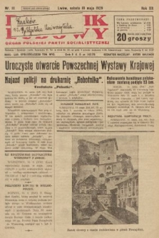 Dziennik Ludowy : organ Polskiej Partji Socjalistycznej. 1929, nr111