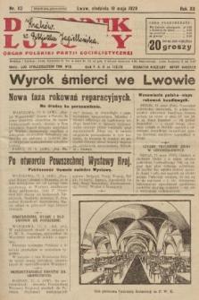 Dziennik Ludowy : organ Polskiej Partji Socjalistycznej. 1929, nr112