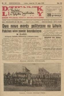 Dziennik Ludowy : organ Polskiej Partji Socjalistycznej. 1929, nr114