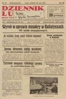 Dziennik Ludowy : organ Polskiej Partji Socjalistycznej. 1929, nr117