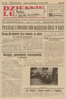 Dziennik Ludowy : organ Polskiej Partji Socjalistycznej. 1929, nr123