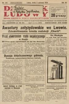 Dziennik Ludowy : organ Polskiej Partji Socjalistycznej. 1929, nr124