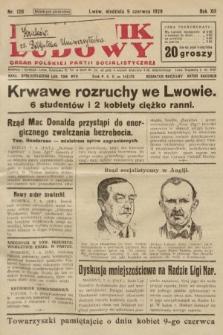 Dziennik Ludowy : organ Polskiej Partji Socjalistycznej. 1929, nr128