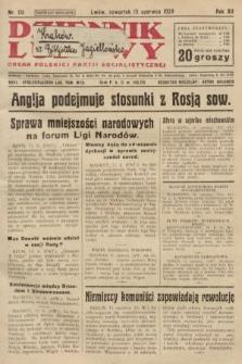 Dziennik Ludowy : organ Polskiej Partji Socjalistycznej. 1929, nr131