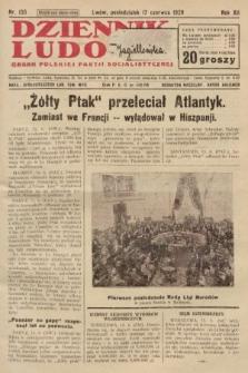 Dziennik Ludowy : organ Polskiej Partji Socjalistycznej. 1929, nr135