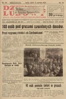 Dziennik Ludowy : organ Polskiej Partji Socjalistycznej. 1929, nr138
