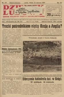 Dziennik Ludowy : organ Polskiej Partji Socjalistycznej. 1929, nr139