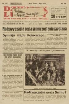 Dziennik Ludowy : organ Polskiej Partji Socjalistycznej. 1929, nr147
