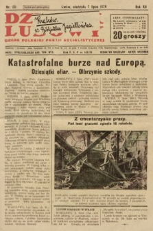 Dziennik Ludowy : organ Polskiej Partji Socjalistycznej. 1929, nr151