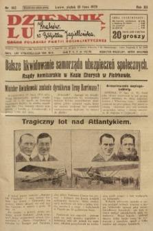Dziennik Ludowy : organ Polskiej Partji Socjalistycznej. 1929, nr162