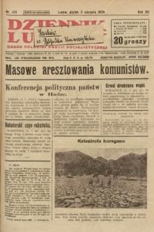Dziennik Ludowy : organ Polskiej Partji Socjalistycznej. 1929, nr174