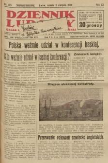 Dziennik Ludowy : organ Polskiej Partji Socjalistycznej. 1929, nr175