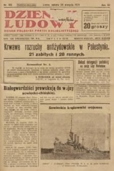 Dziennik Ludowy : organ Polskiej Partji Socjalistycznej. 1929, nr192
