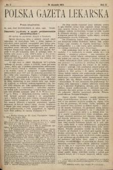 Polska Gazeta Lekarska. 1923, nr2