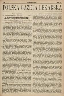 Polska Gazeta Lekarska. 1923, nr4