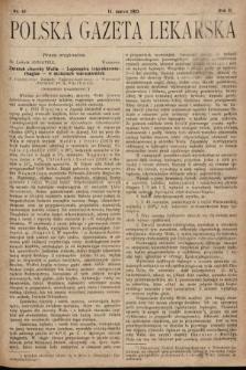 Polska Gazeta Lekarska. 1923, nr10
