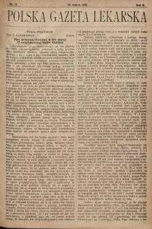 Polska Gazeta Lekarska. 1923, nr11